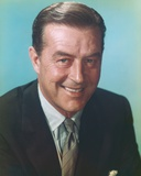 Ray Milland smiling in Tuxedo Portrait Photo by  Movie Star News