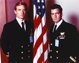 Michael Biehn Posed in Military Uniform Group Portrait Photo by  Movie Star News