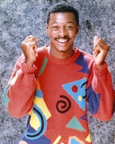Robert Townsend smiling in Red Sweater Photo by  Movie Star News