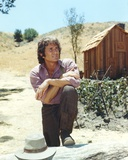 Michael Landon posed in Portrait Photo by  Movie Star News