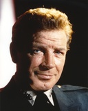 Richard Basehart Head Shot Portrait Photo by  Movie Star News