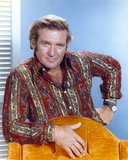 Rod Taylor Leaning Behind the Chair Portrait Photo by  Movie Star News