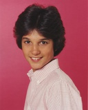 Ralph Macchio smiling in Polo With Red Background Photo by  Movie Star News