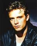 Michael Biehn Posed in Close-up Portrait wearing Black Leather Jacket Photo by  Movie Star News