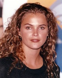 Keri Russell Curly Hair Close Up Portrait Photo by  Movie Star News
