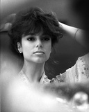 Rachel Ward Holding Hair in Close Up Portrait Photo by  Movie Star News