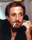 Roy Scheider in Black Coat Portrait Foto af  Movie Star News