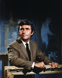 Rod Serling Posed in Coat and Tie Photo by  Movie Star News