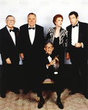 Milton Berle in Formal Outfit Group Picture Photo by  Movie Star News
