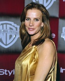 Rachel Griffiths Portrait in Yellow Dress Photo by  Movie Star News