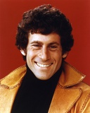 Paul Glaser Portrait in Brown Leather Jacket Foto af  Movie Star News