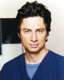 Scrubs Zach Braff Close Up Portrait Photo by  Movie Star News
