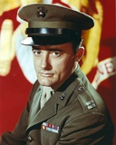 Robert Vaughn Posed in Army Uniform Photo by  Movie Star News