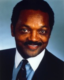 Jesse Jackson Close Up Portrait Photo by  Movie Star News