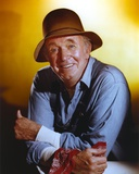 Walter Brennan posed in Portrait Photo by  Movie Star News