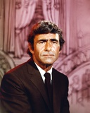 Rod Serling in Black Coat Portrait Photo af Movie Star News