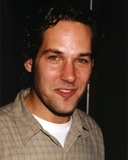 Paul Rudd Portrait in Brown Plaid Polo Photo by  Movie Star News