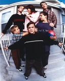 Malcolm In The Middle Family Picture Portrait Photo by  Movie Star News