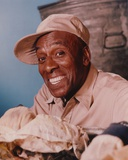 Scatman Crothers Portrait in Brown Polo Photo by  Movie Star News