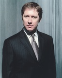 James Spader Posed in Black Tuxedo and Dark Grey Silk Necktie Photo af Movie Star News