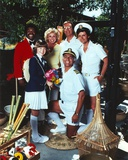 Love Boat with the Cast in Portrait Photo by  Movie Star News