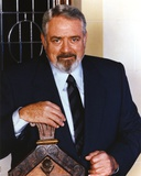 Raymond Burr Leaning Pose wearing Tuxedo Portrait Photo by  Movie Star News