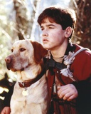 Jesse Bradford Posed with Dog Photo by  Movie Star News