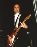 Kinks Band Member on Guitar Photo by  Movie Star News