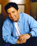 Ray Romano smiling in a Portrait wearing Blue Long Sleeves Photo by  Movie Star News