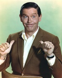 Milton Berle Portrait in Brown Coat with Black Strap Watch Photo by  Movie Star News