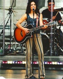 Michelle Branch Performing on Stage Photo by  Movie Star News