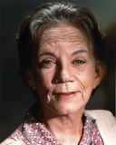 Waltons Old Woman smiling in Portrait Photo by  Movie Star News