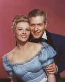 Nelson Eddy Couple Portrait Photo by  Movie Star News