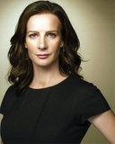 Rachel Griffiths Portrait in Black Blouse Photo by  Movie Star News