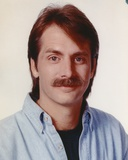 Jeff Foxworthy White Background Close Up Portrait Photo by  Movie Star News