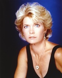 Meredith Baxter Portrait in Black Tank Top Photo by  Movie Star News