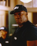 Michael Clarke Duncan in FBI Uniform Portrait Photo by  Movie Star News