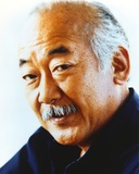 Pat Morita Close Up Portrait Photo by  Movie Star News