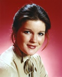 Kate Mulgrew Red Background Posed in Dress Portrait Photo by  Movie Star News