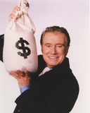 Regis & Kathie Lee smiling in a Portrait wearing Formal Suit with Sack of Money Photo af  Movie Star News