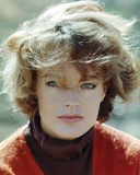 Romy Schneider in Still in Red Jacket Photo by  Movie Star News