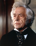 Paul Scofield Close-up Portrait Photo af Movie Star News