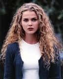 Keri Russell Curly Hair Portrait Photo by  Movie Star News