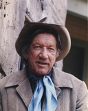 Richard Boone Close Up Portrait Photo by  Movie Star News
