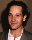 Paul Rudd Portrait in Gray Coat Photo by  Movie Star News