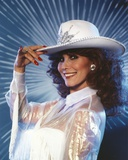 Michele Lee in White Dress with Hat Photo by  Movie Star News