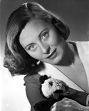 Michele Morgan Portrait Photo by  Movie Star News