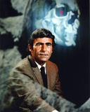 Rod Serling Posed with a Straight Face in Suit and Tie Photo af Movie Star News