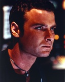 Liev Schreiber Close-up Portrait in Candid Shot Photo af Movie Star News