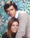Meredith Baxter in Classic Couple Portrait Photo by  Movie Star News